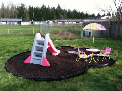 minnie mouse patio set playground brown rubber mulch pink step2 slide and patio set outdoor spaces
