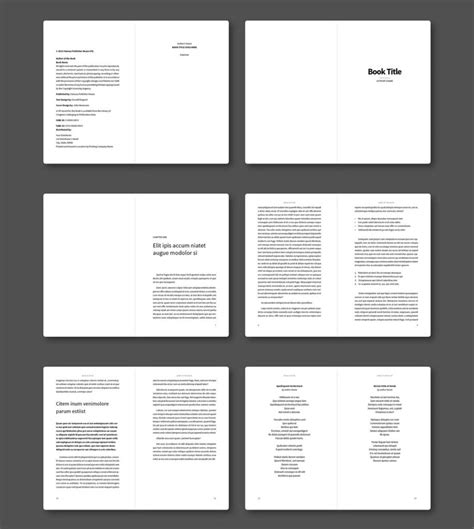 65 Fresh Indesign Templates And Where To Find More Redokun Poetry Book Layout Templates