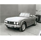 Triumph Prototype TR5 With Twin Headlights