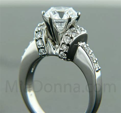 1 5ct hybrid 174 solitaire engagement ring the