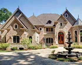 Home Exterior Design Brick And Stone by Brick And Stone Exterior Home Design Ideas Pictures