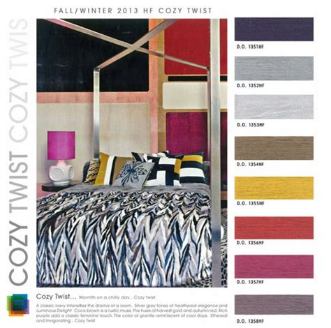 2014 home decor color trends bespoke soft furnishings london forecasts design options