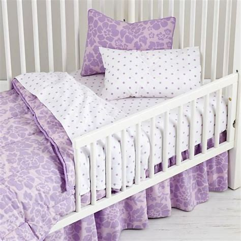lavender bedding toddler bedding lavender