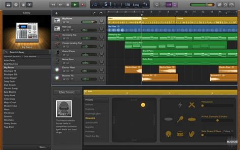 Download Apple Garageband V10 1 1 Macosx 187 Audioz