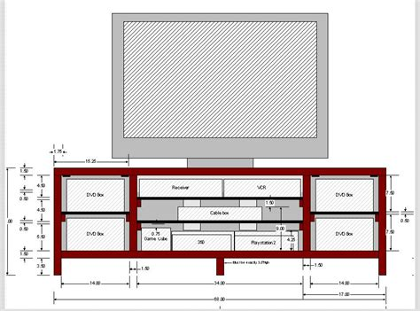 pdf woodwork plans to build a tv stand diy plans