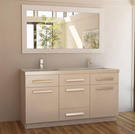 Rissa Set rissa 60 quot sink vanity set zuri furniture