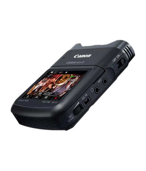canon mini canon legria mini x camcorder price in india buy canon