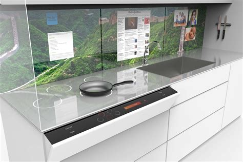 future kitchen design virginia tech s kitchen of the future is here now kbis