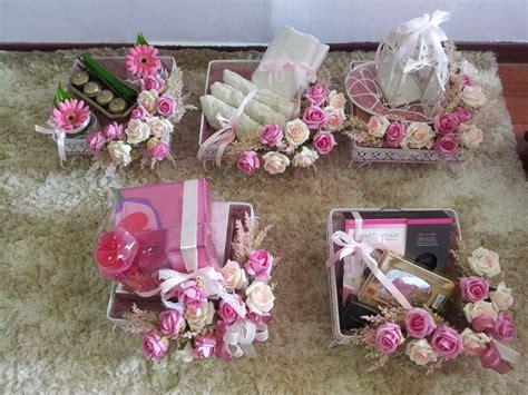 kain ela fuschia pink renee meow wedding works update artificial hantaran pink