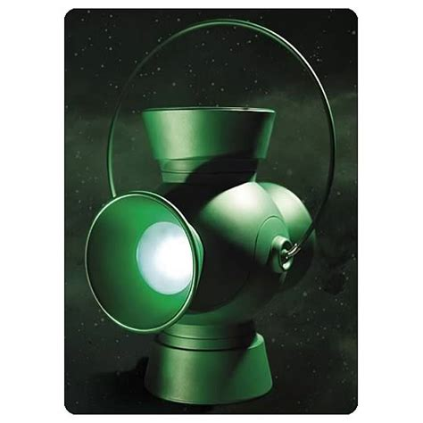 green lantern 1 1 scale power battery and ring prop