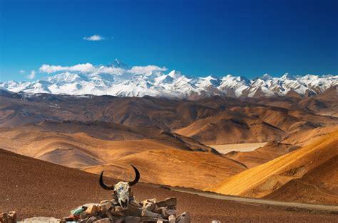 himalayas tibet the himalaya mountains