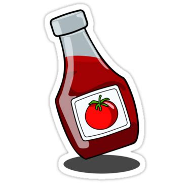 ketchup clipart ketchup bottle picture clipart best