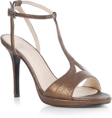bronze evening shoes shoes