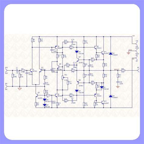 sanken transistor power lifier nap 140 classic naim clone mono audio power lifier kit with sanken transistor ebay