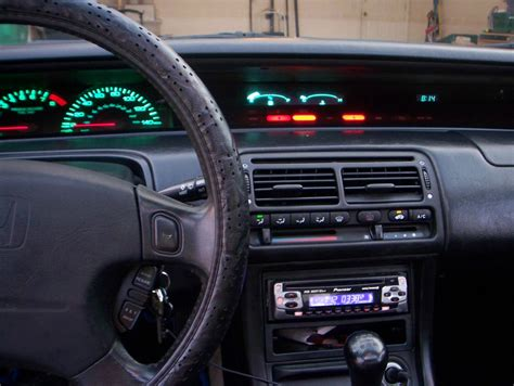 how it works cars 1995 honda prelude interior lighting honda prelude 4th generation reviews prices ratings with various photos
