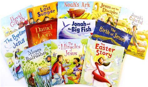 Bible Story Book 1 Set 4pc groupon children s bible storybook bundle only 21 99