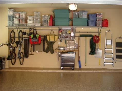 Garage Storage Bars Monkey Bars Garage Storage System Rachael Edwards