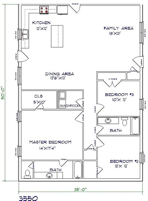 Pole Barn Floor Plans by Metal Pole Barn House Plans Pole Barn House Floor Plans