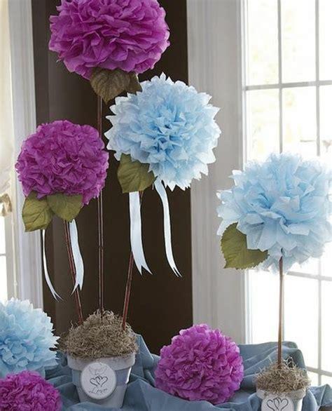 Bricolage Fleur En Papier De Soie fabriquer une fleur en papier de soie 67 id 233 es diy
