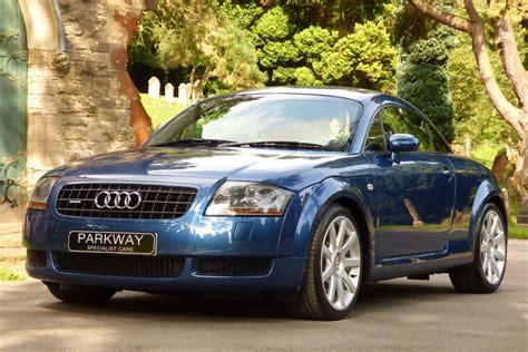 Audi Tt 1 8t by Audi Tt 1 8t Quattro Coupe 225 Bhp