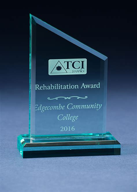 Tri County Detox by Ecc Receives Tri County Industries Award Edgecombe