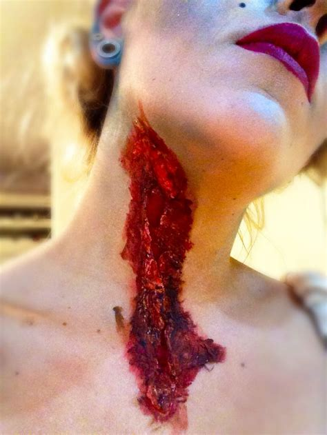 scar tutorial liquid latex 331 best latex makeup images on pinterest special