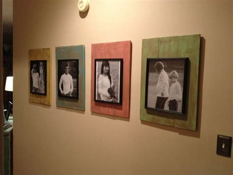cheapest way to frame wood from lowes and frames from dollar general great