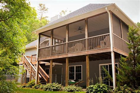 Terrasse Auf Stelzen Bauen 2214 by Decks All Material Types Home Lumber And Supply