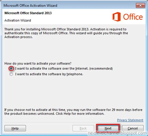 Activate Office 2013 by How To Install And Activate Microsoft Office