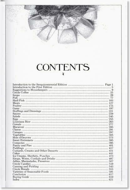 cookbook table of contents cookbook table of contents layout ideas search
