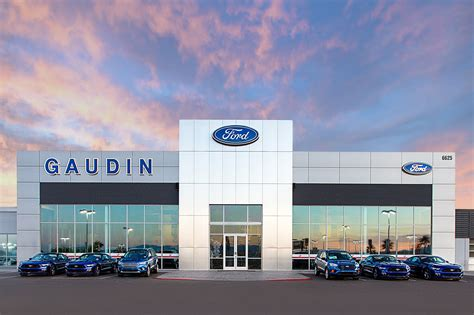 Ford Dealers Las Vegas by Ford Dealer In Las Vegas Nv Gaudin Ford Autos Post