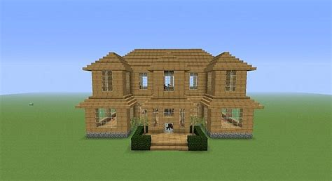 build a mansion easy minecraft houses on pinterest minecraft houses