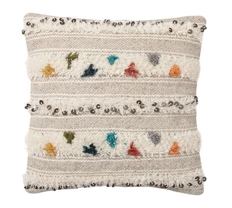 lina moroccan wedding blanket pillow cover pottery barn
