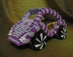 Origami 3d Car - origami on 3d origami easy origami and