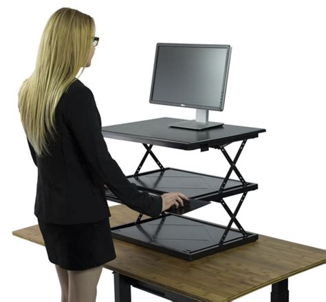 Convert Sitting Desk To Standing Desk Fab Finds Great Products To Try Ottawa Family Living Magazine