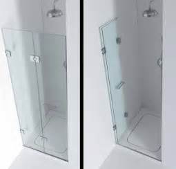 bi fold frameless glass shower doors infold shower door shower doors by galbox