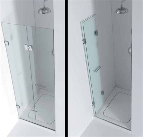 Shower Stall Glass Doors Infold Shower Door Shower Doors By Galbox