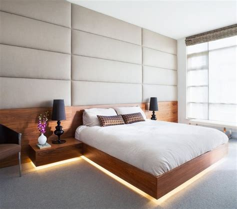 contemporary bedroom lights best 25 bed designs ideas on bed design