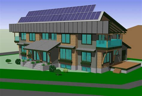 environmentally friendly houses green technologies for eco friendly homes of the future