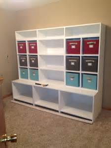 storage shelves for toys white storage diy projects