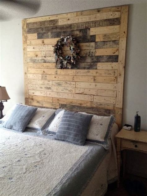 how to make a headboard out of pallets diy headboard pallets interior design ideas avso org