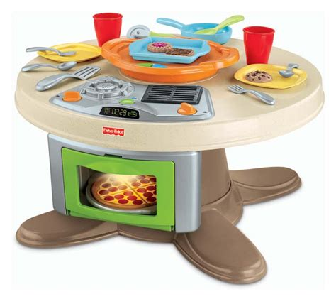 amazon cooking fisher price servin serving up surprises food pizza oven