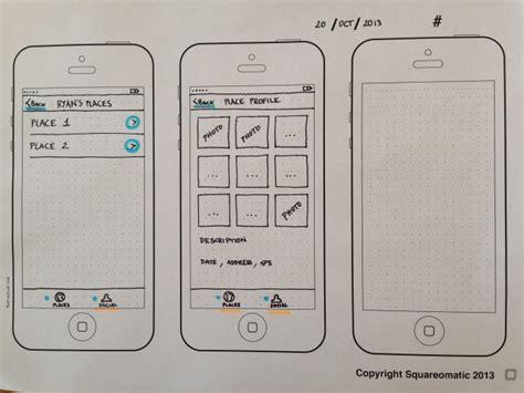 doodle draw iphone app app mockup tools reviews part 1