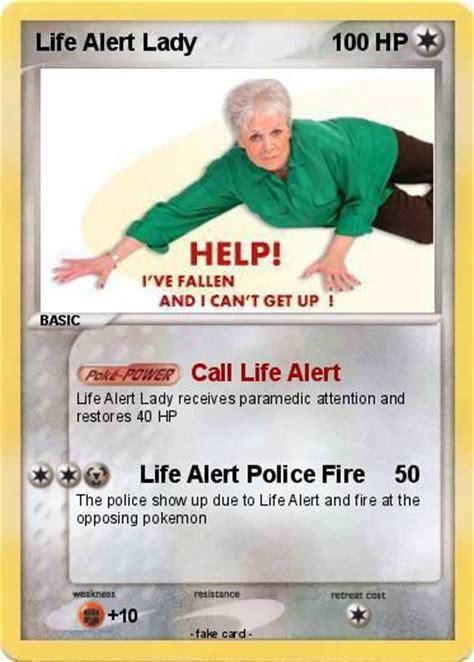Life Alert Lady Meme - life alert lady falling www pixshark com images