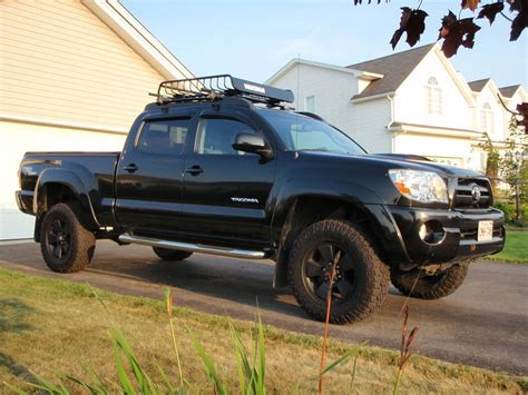 Tacoma Thule Roof Rack by Yamika Load Warrior On Factory Roof Rack Tacoma World Forums