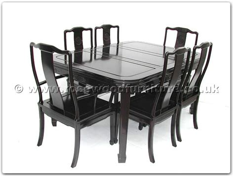 rosewood corner dining table longlife design with 2