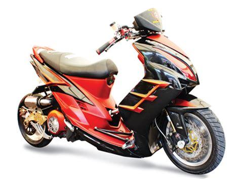 Lu Projie Mio Soul Gt 10 modification yamaha mio soul gt motorider 88