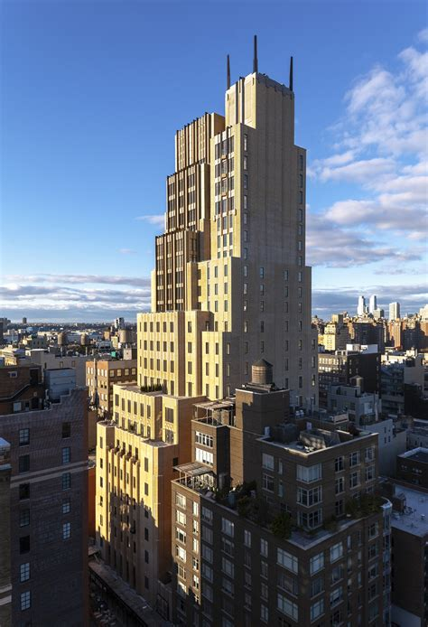 Luxury Detox Nyc by Former New York Telephone Building Soars As Ultra High End