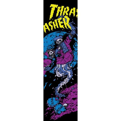 Kaos Thrasher Free Sticker 1 thrasher graveyard stickers graphic mob grip sheet evo