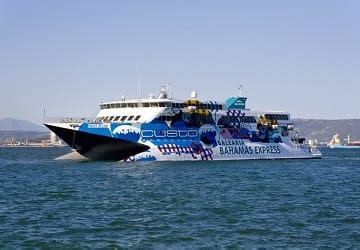 fast boats fort lauderdale fort lauderdale to freeport ferry tickets compare times